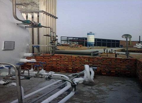 钢铁集团气体报警器安装案例-莱芜