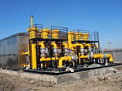 液化天然气工程案例-胜利油田