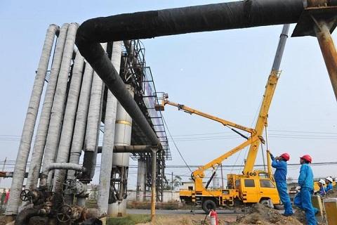 气体泄漏监控系统工程案例-中原油田