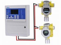 有毒气体报警器设置规范 安装高度