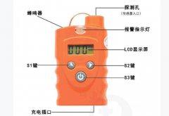 可燃气体检测仪数值标准 数值标准是多少